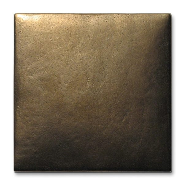 Foundry Art Cabochon 3-inch metal accent inset tile