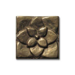 Lotus<br>2x2 inch tile